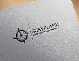 #48 cho design a logo for a land surveying company bởi yadirhriday