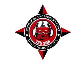 #58 for Air force Squadron patch af oscarhurtadomat