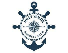 #41 for Design a Logo for Jolly Sailor Barbell Club by OsamaMohamed20