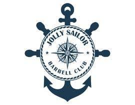#41 untuk Design a Logo for Jolly Sailor Barbell Club oleh OsamaMohamed20