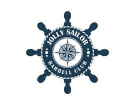 #42 for Design a Logo for Jolly Sailor Barbell Club by OsamaMohamed20