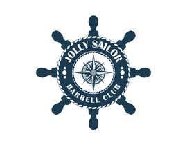 #42 untuk Design a Logo for Jolly Sailor Barbell Club oleh OsamaMohamed20