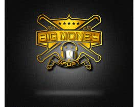 nº 99 pour Big Money Sports logo par saifsg420