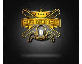 #99 для Big Money Sports logo от saifsg420