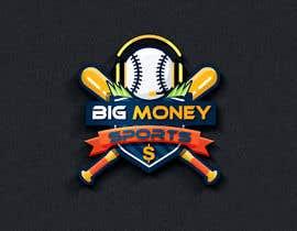 #102 для Big Money Sports logo от nameboss75