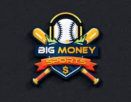 nº 105 pour Big Money Sports logo par nameboss75