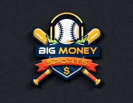 #105 для Big Money Sports logo от nameboss75