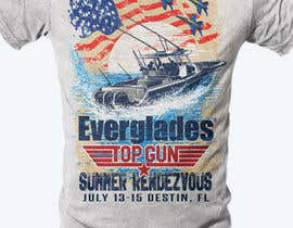 #39 untuk Event Tshirt: Boating, TOP GUN, Support Our troops oleh datbadi