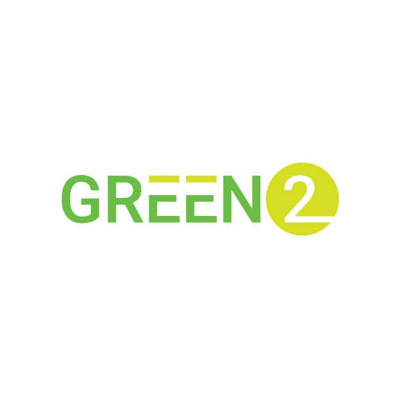 Entry 4 By Mazaman1985 For Logo For Company Designed Green Squared