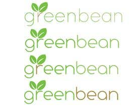 #414 para Logo Design for green bean por RGBlue