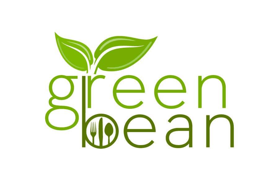 Конкурсная заявка №446 для Logo Design for green bean