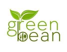 #446 para Logo Design for green bean por RukxDesign