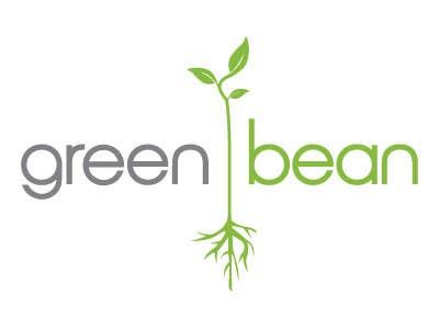 logo design for green bean freelancer