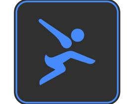 #129 pentru Launcher icon for sports app (vertical jump training) de către andryancaw