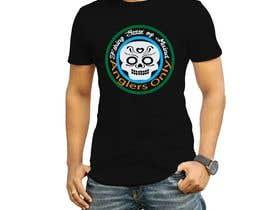 #33 for Design a skull/calavera fishing t-shirt by nagimuddin01981