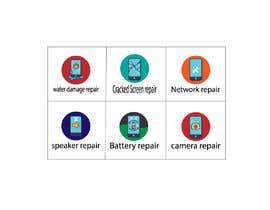 shahinnajafi1717 tarafından Design some Icons for mobile repair website için no 24