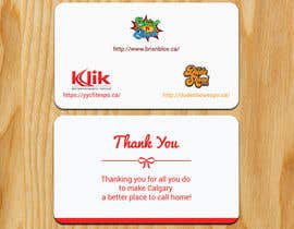 #23 cho Branded thank you cards bởi dipangkarroy1996