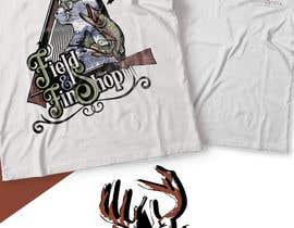 Nro 22 kilpailuun Design T-Shirt käyttäjältä eliartdesigns