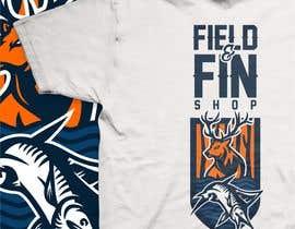 Nro 8 kilpailuun Design T-Shirt käyttäjältä okasatria91