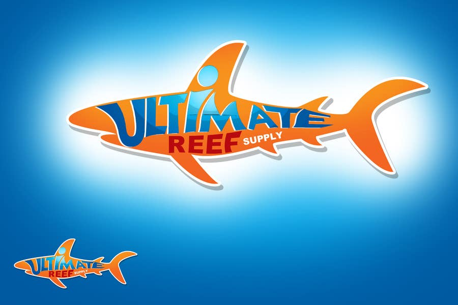 #18 for Logo Design for Ultimate Reef Supply by rogeliobello