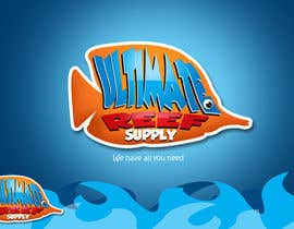 rogeliobello tarafından Logo Design for Ultimate Reef Supply için no 36