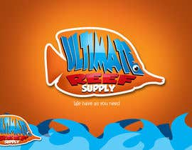 #37 untuk Logo Design for Ultimate Reef Supply oleh rogeliobello