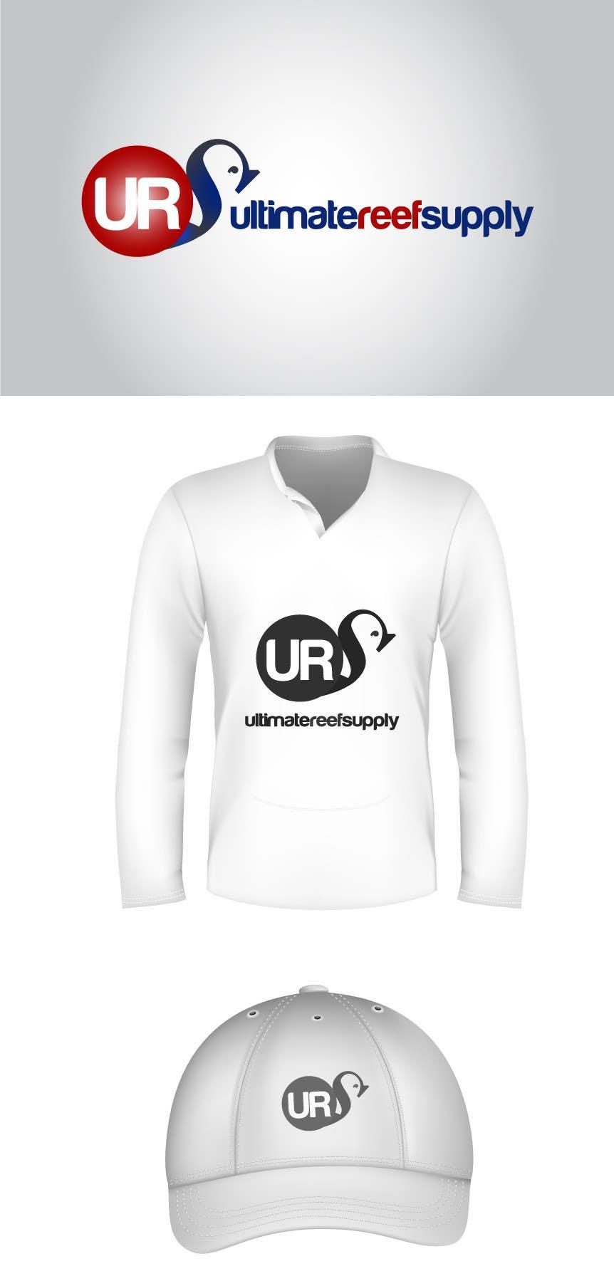 Inscrição nº 155 do Concurso para Logo Design for Ultimate Reef Supply