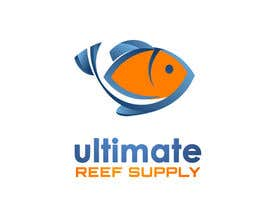 #144 untuk Logo Design for Ultimate Reef Supply oleh sarah07
