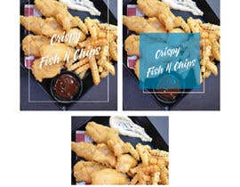 #4 para Design a fish and chip banner de ccmarlow