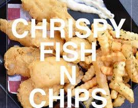 #9 para Design a fish and chip banner de Dubledave