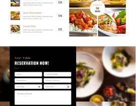 nº 32 pour Homemade FoodS Website par bmlogics