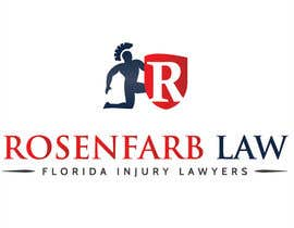 #190 para Logo Design for Rosenfarb Law por oscarhawkins
