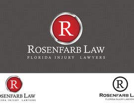 #251 para Logo Design for Rosenfarb Law por akshaydesai