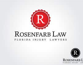#231 para Logo Design for Rosenfarb Law por akshaydesai
