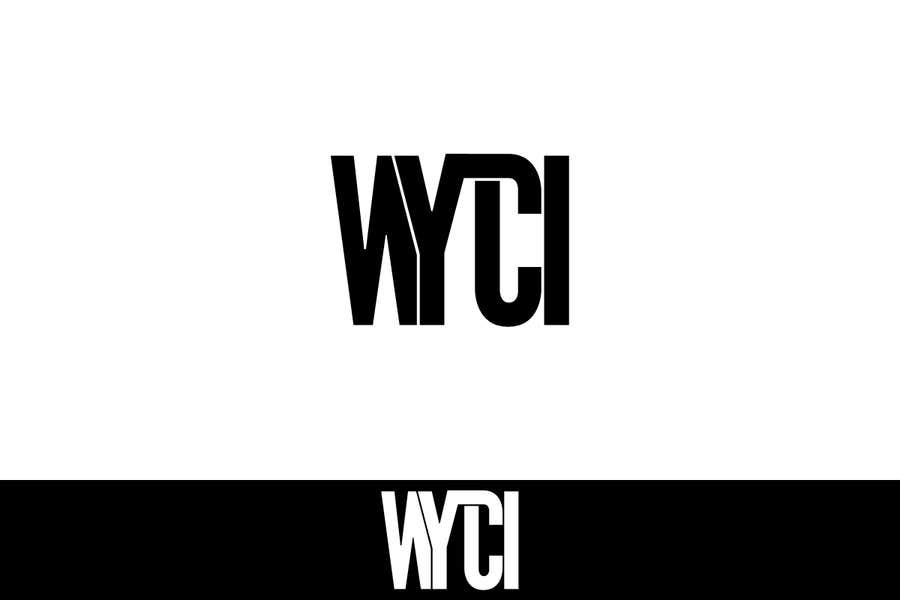 #16 for Logo Design for WYCI by Arpit1113