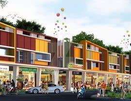 Nro 8 kilpailuun Design Plan for Shopping and Entertainment Arcade käyttäjältä faridhasan76