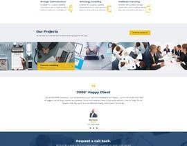nº 47 pour Website  mockup par ASwebzone