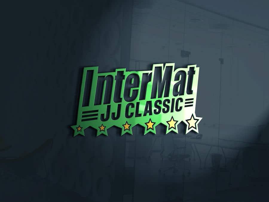 Participación en el concurso Nro.62 para InterMat JJ Classic Logo