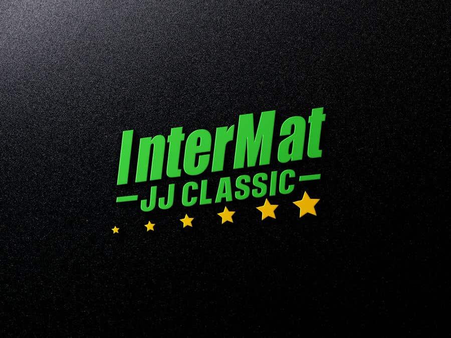 Participación en el concurso Nro.89 para InterMat JJ Classic Logo