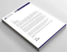 Nro 24 kilpailuun Design a professional letterhead käyttäjältä mkmonir614