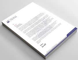 Nro 27 kilpailuun Design a professional letterhead käyttäjältä mkmonir614