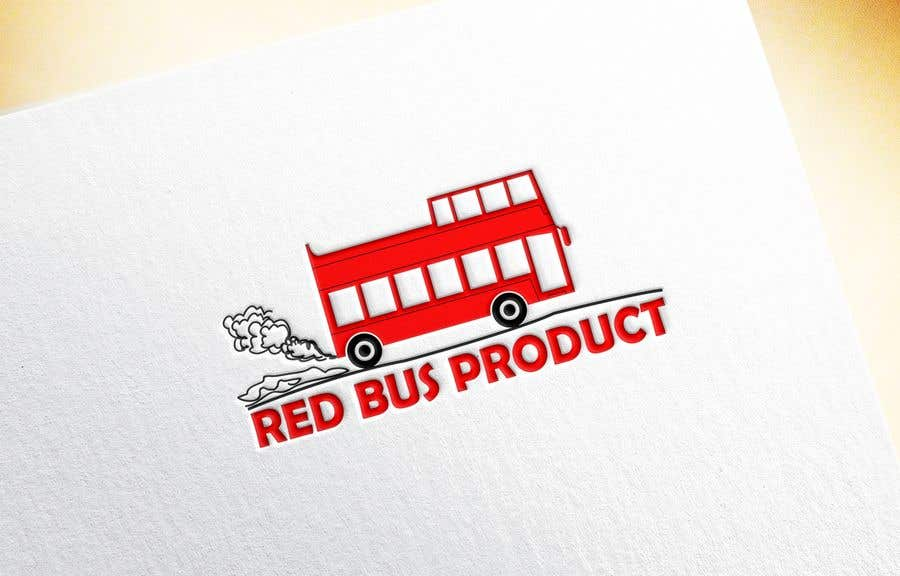 Entry #138 by marfi78689 for Logo Design - Red Bus Products | Freelancer