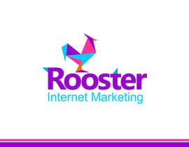 #168 untuk Logo Design for Rooster Internet Marketing oleh neXXes