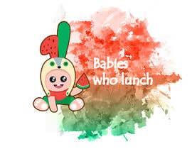 #24 untuk Brand identity, Babies who Lunch oleh Nozhenko