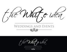 #435 dla Logo Design for The White Idea - Wedding and Events przez syazwind