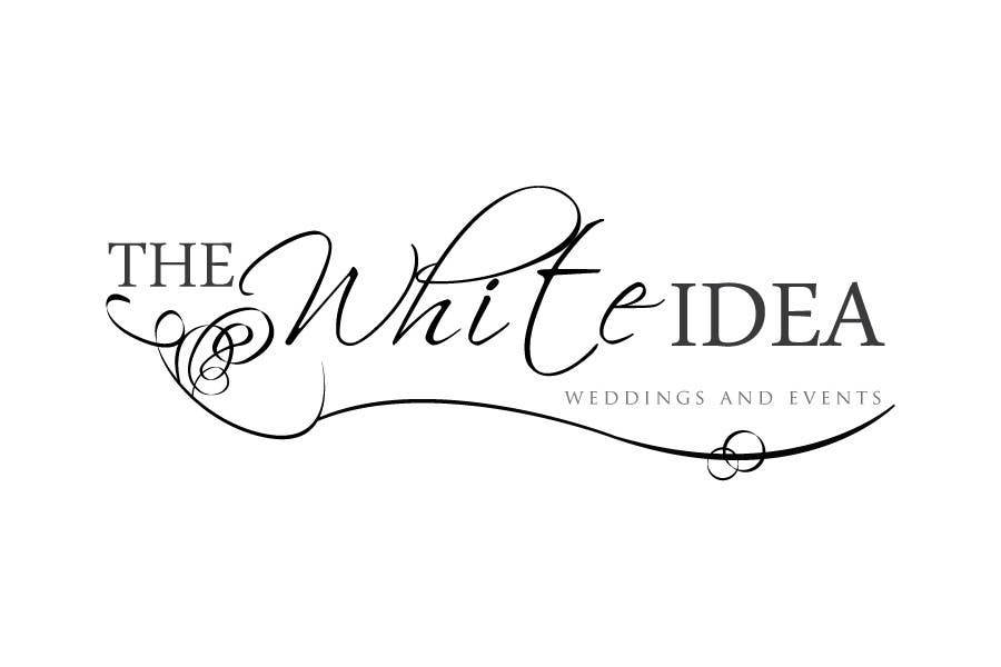 #470 for Logo Design for The White Idea - Wedding and Events by syazwind