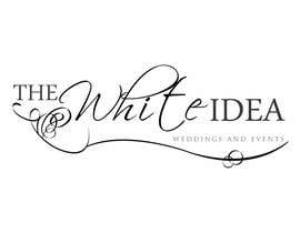 #470 dla Logo Design for The White Idea - Wedding and Events przez syazwind