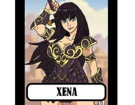 #3 for Create Artwork for Fandom Trading Card Game by berragzakariae