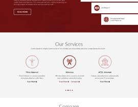 #14 para Design a Website Mockup de xprtdesigner