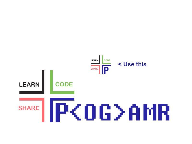 Penyertaan Peraduan #                                        283                                      untuk                                         Logo Design for Programr
